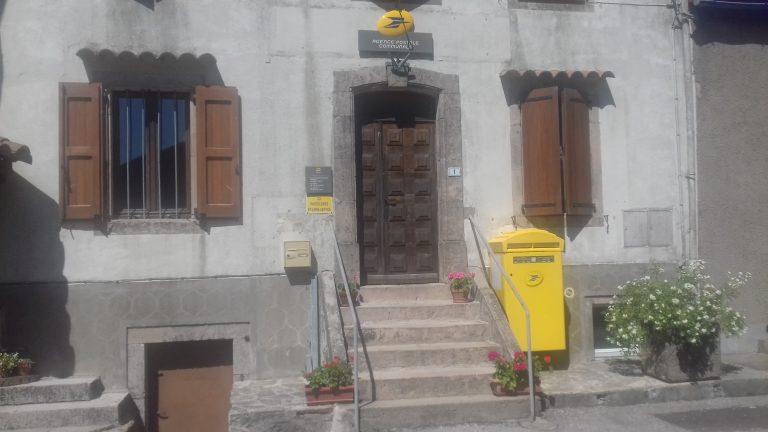 Agence postale de Sauclières