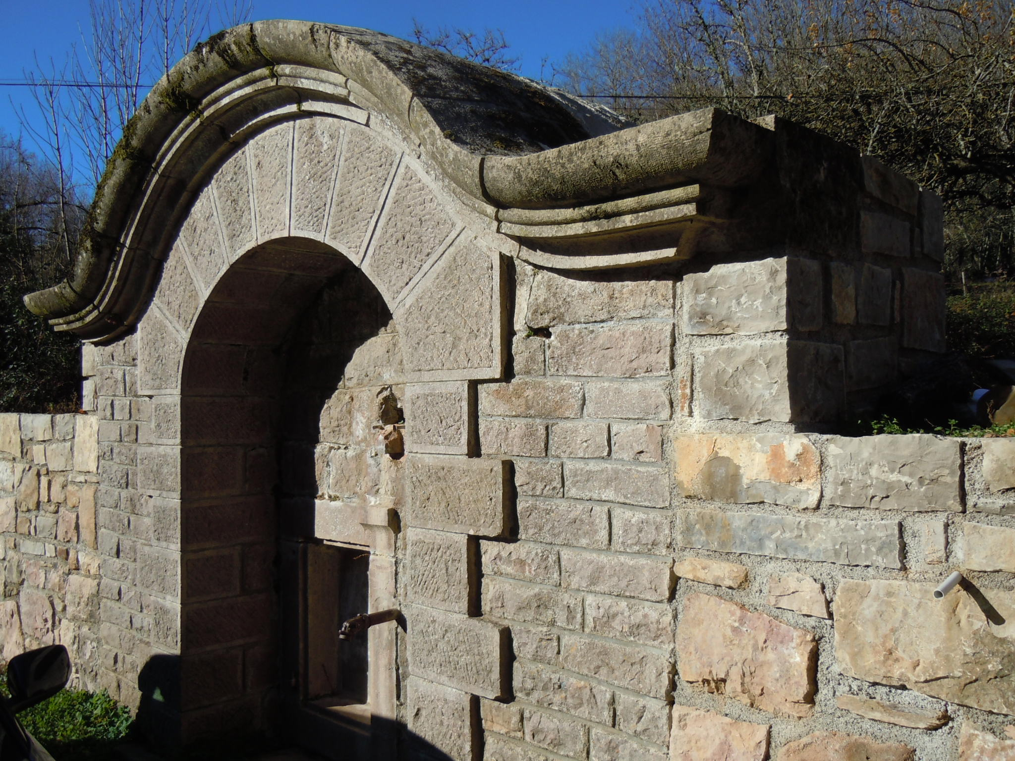 Fontaine du Gressentis