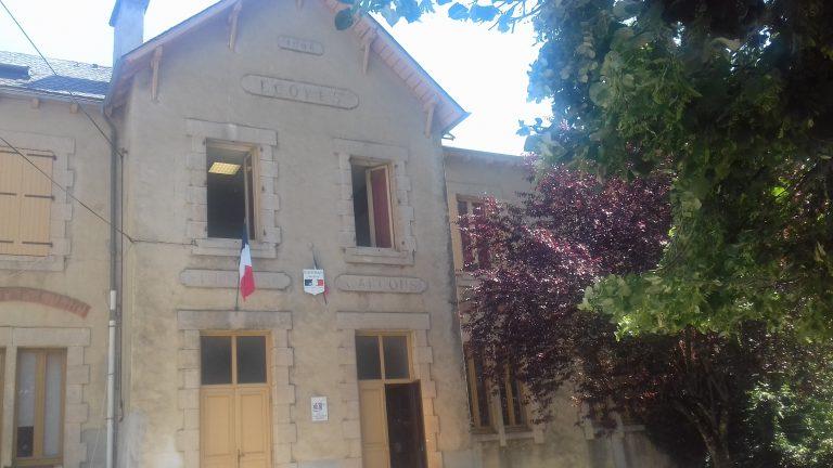Mairie de Sauclières